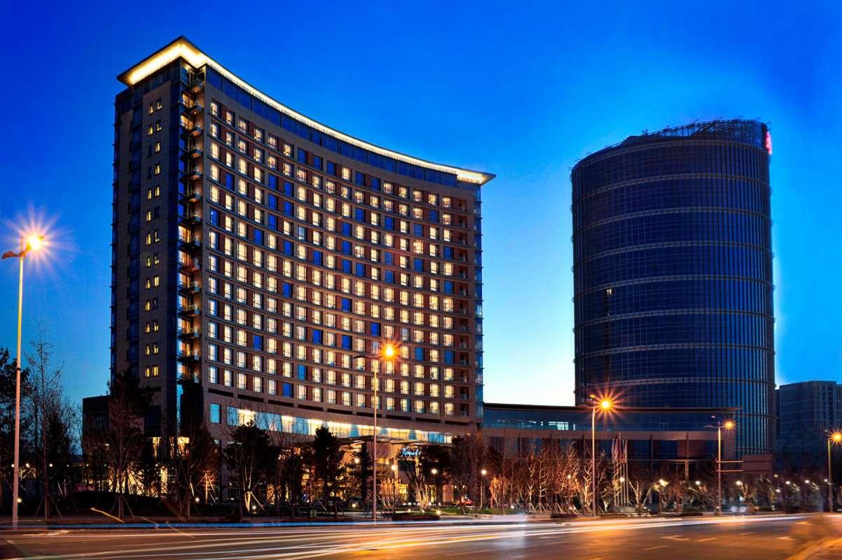 北京宝格丽酒店