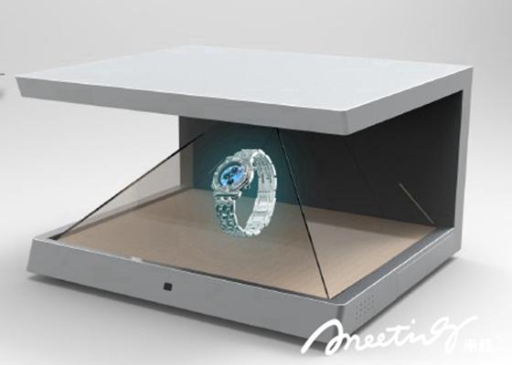 展览活动策划 3D全息投影展示柜的应用