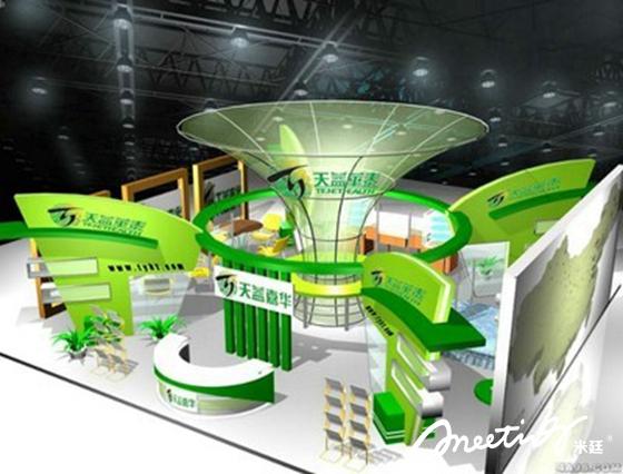 银川展厅空间设计
